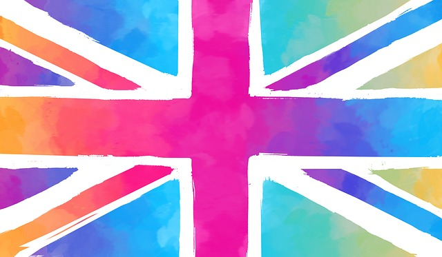 británie vlajka