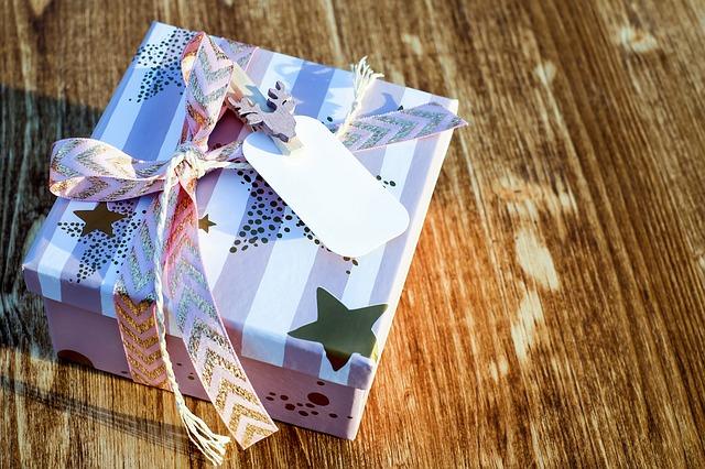 dárek na Vánoce
